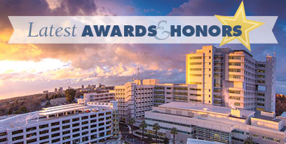 Latest awards and honors for UC Davis Health