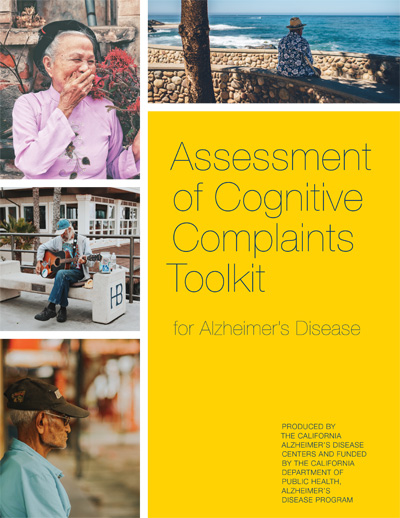 Assessment of Cognitive Complaints Toolkit