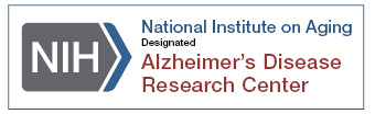 NIH aging center badge
