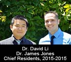 Chief Residents 2015-2016