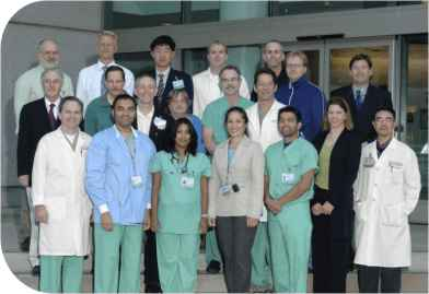 anesthesiology faculty