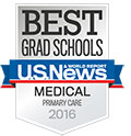 US News Best Grad School Primary Care