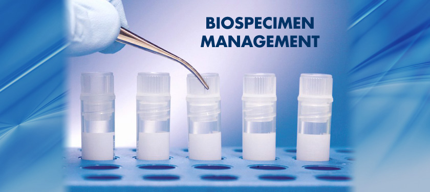 Biorepositories Core Resource - Biospecimen management