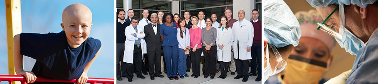 UC Davis Cancer Center clinical specialties