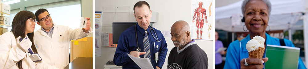 Cancer health disparities