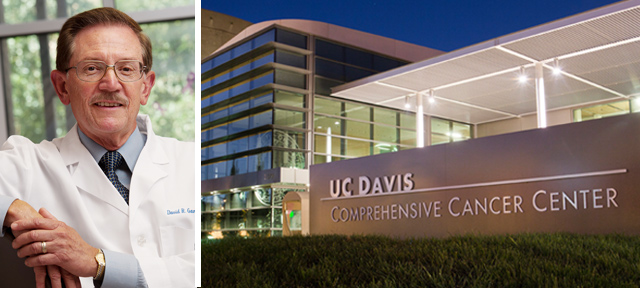 UC Davis named part of new Stand Up To Cancer dream team © UC Regents