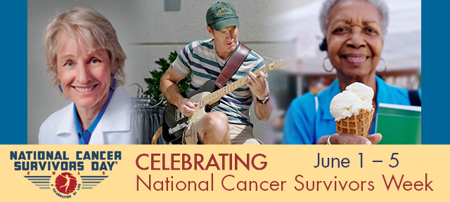 National Cancer Survivors Week 2015