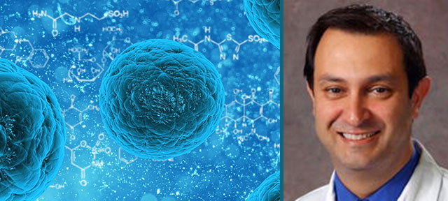 Grant for using stem cells - Mehrdad Abedi © UC Regents