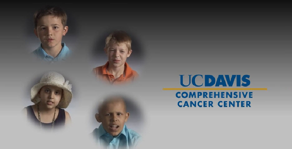 Watch video - When a child is diagnosed with cancer