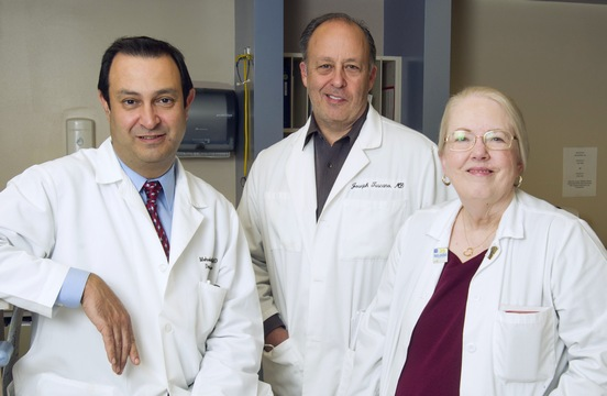 stem cell transplant program at UC Davis