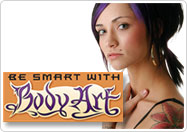 Be Smart with Body Art