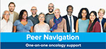 Peer navigator guide cover