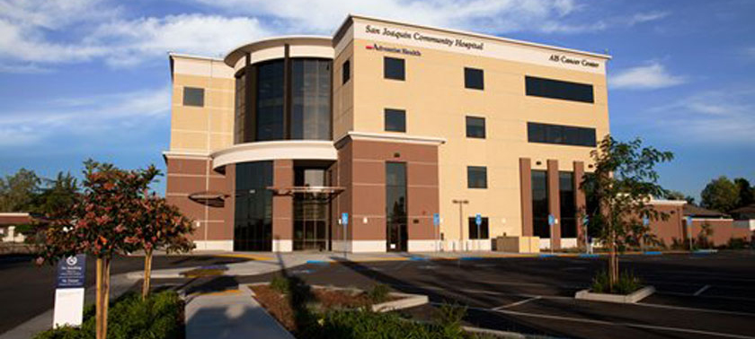 AIS Cancer Center at Adventist Health in Bakersfield