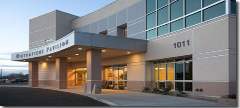 Ridgecrest Oncology at Ridgecrest Regional Hospital in Ridgecrest