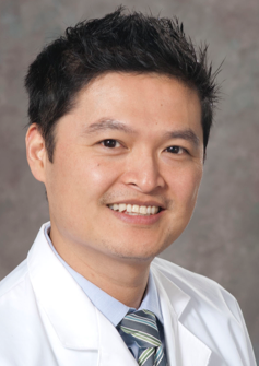 Jay Yeh, M.D., Director of Pediatric Echocardiography