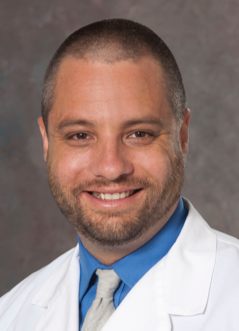 "Jonathan ""Yoni"" Dayan, M.D., Director of Exercise Physiology"