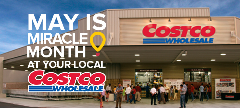 Image of Costco store with CMN branding