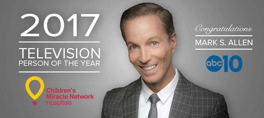 Mark S. Allen - CMN TV Person of the Year