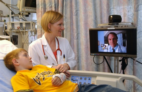 Telemedicine Pediatric Critical Care