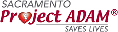 Project ADAM Sacramento logo