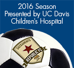 2016 Season presented by UC Davis Children's Hospital