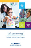 Let's get moving brochure cover