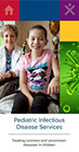 Pediatric Infectious Diseases Services brochure cover
