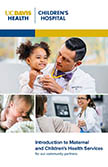 UC Davis Children's Hospital Pediatric Services guidebook
