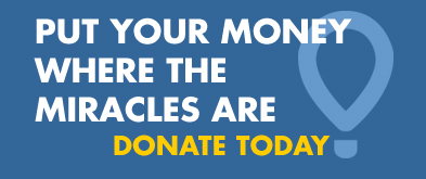 Donate to the Children's Miracle Network at UC Davis