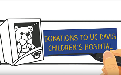 Donation guidelines for Child Life