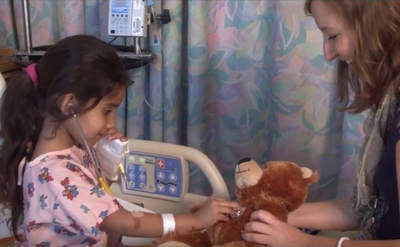 For patient families who will be admitted to UC Davis Children's Hospital