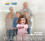 2017-18 UC Davis Children's Hospital Annual Report
