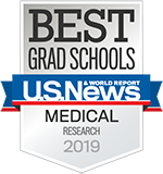 U.S. News Best Grad Schools - Medical, Research