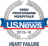 U.S. News Best Hospitals for Common Care badge