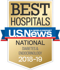 U.S. News World Report Best Hospitals © - Diabetes and Endocrinology