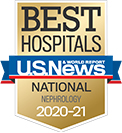 U.S. News & World Report Best Hospitals - Nephrology