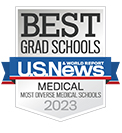 U.S. News Best Grad Schools - Most Diverse