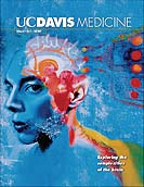 Photo of UC Davis Medicine cover