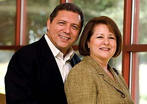 Amador and Rosalie Bustos