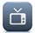 View TV clip icon