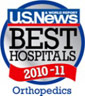 US News Best Hospitals logo