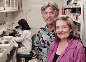Paul and Randi Hagerman © UC Regents