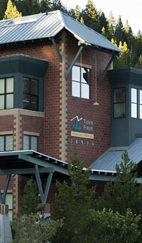 Tahoe Forest Cancer Center © UC Regents