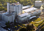 Aerial photograph of UC Davis Medical Center © 2010 UC Regents