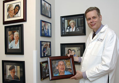 Dr. McCloud's senior photo gallery © UC Regents