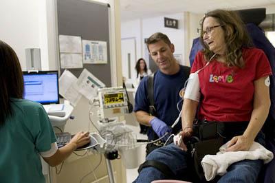New Emergency Room Opens Uc Davis Medical Center Uc