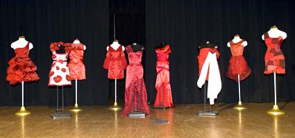 UC Davis Red Dress Collection © Carolyn Thompson