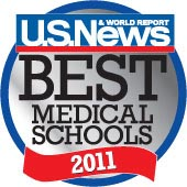 U.S. News & World Report Best Medical School logo © U.S. News & World Report