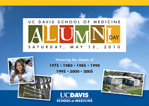 Alumni invitation © UC Regents