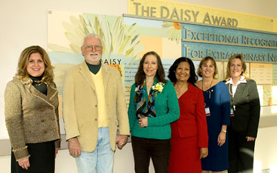 Daisy Award guests © UC Regents